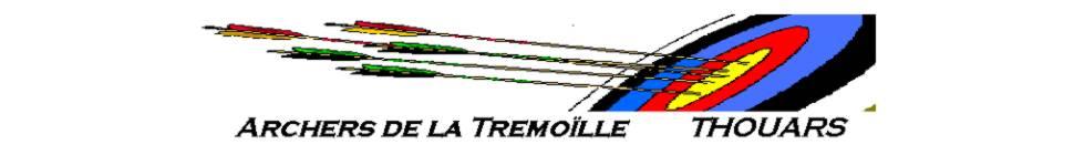 Les Archers de la Trémoïlle random header image